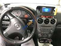 Bán ô tô Mazda 6 sản xuất năm 2004, màu nâu