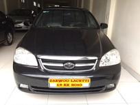 Bán Daewoo Lacetti EX 2010, màu đen, giá chỉ 250 triệu