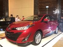 Cần bán Toyota Vios G năm 2018, màu đỏ, giá 531 triệu