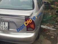 Cần bán xe Daewoo Lanos SX sản xuất năm 2003, màu bạc, nhập khẩu giá cạnh tranh
