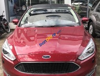Bán xe Ford Focus Sport+ 1.5 AT Ecoboost Hatchback đời 2016, màu đỏ, giá thương lượng. Hotline: 090.12678.55
