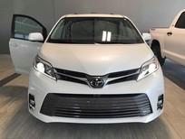Bán Toyota Sienna Limited 2018 nhập Mỹ mới 100%, xe trang bị động cơ 3.5V6 hộp số 8 cấp