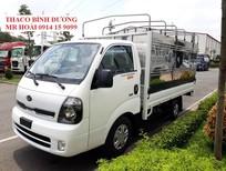 Cần bán xe Thaco Frontier K200 2018 thùng mui bạt 1950kg, trả góp 70%, liên hệ 0914159099