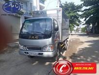 Bán xe tải nhẹ JAC 2T4 thùng dài 3m7 động cơ Isuzu