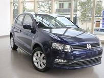 Cần bán xe Volkswagen Polo 1.6L năm 2018, màu xanh lam, xe nhập, 695 triệu