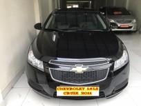 Bán xe Chevrolet Cruze LS 2011, màu đen