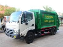 Xe ép rác Hino Euro 4 nhập khẩu trả góp toàn quốc