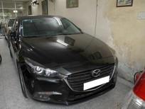 Bán xe Mazda 3 năm sản xuất 2017, màu đen, 675 triệu