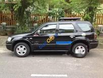 Bán ô tô Ford Escape 2.3 sản xuất năm 2005, màu đen chính chủ, giá 235tr