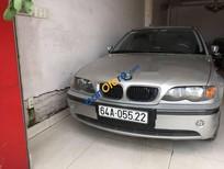 Cần bán lại xe BMW 3 Series 318i sản xuất 2002, màu bạc như