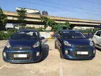 Bán Kia Morning Van 2016, màu xanh cửu long, nhập khẩu