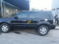 Bán xe Ford Escape 2008 tự động, màu đen zin
