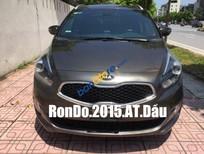 Bán Kia Rondo sản xuất 2015, màu nâu số sàn