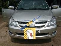 Cần bán lại xe Toyota Innova G 2007, màu bạc
