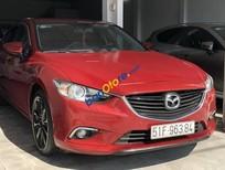 Bán ô tô Mazda 6 sản xuất năm 2016, màu đỏ, giá tốt