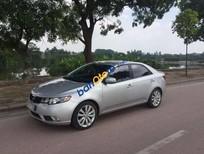 Cần bán lại xe Kia Forte đời 2009, màu bạc, máy êm ru