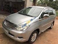 Cần bán xe Toyota Innova sản xuất năm 2006, màu bạc, giá tốt