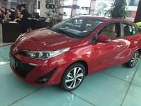 Chi tiết xe Toyota Yaris G nhập khẩu 2020, khuyến mại và lăn bánh, LH 0978329189