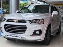 Bán Chevrolet Captiva 7 chỗ giá sốc chưa từng có, hỗ trợ trả góp ngân hàng, thủ tục góp đơn giản