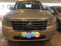 Bán Ford Everest AT sản xuất 2009, màu vàng xe gia đình
