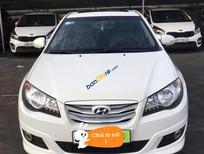 Bán Hyundai Avante 1.6 cuối 2011 tự động, màu trắng