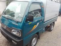 Bán xe tải dưới 500kg sản xuất năm 2018, màu xanh lam