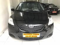 Cần bán xe Toyota Yaris 1.3 AT 2009, màu đen, nhập khẩu nguyên chiếc