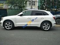 Cần bán Audi Q5 năm 2010, màu trắng, xe nhập chính chủ
