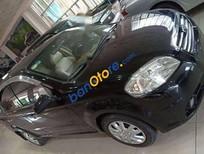Cần bán Daewoo Gentra sản xuất 2007, màu đen, 174 triệu