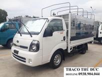 Xe tải Kia K200 thùng bạt 1T9 new 2018