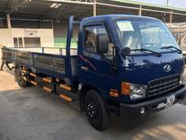 Xe tải Hyundai HD120SL thùng lửng giá rẻ TPHCM