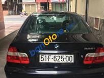 Bán BMW 3 Series 325i sản xuất 2004, màu đen, xe nhập