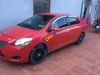 Cần bán Toyota Vios MT năm 2010, màu đỏ