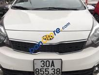 Bán xe Kia Rio 1.4MT sản xuất năm 2015, màu trắng, giá 420tr