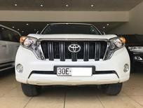 Cần bán Toyota Prado TXL 2014, màu trắng, nhập khẩu biển Hà Nội, xe đẹp miễn chê