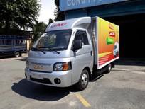 Chuyên bán xe tải giá rẻ, xe tải Jac 1t25 Euro 4, trả trước 10% nhận xe ngay
