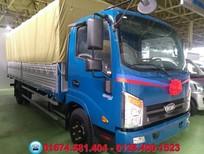 Xe tải Veam VT260 1.9 tấn - Động cơ Isuzu - Thùng siêu dài 6m