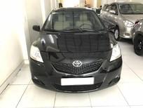 Cần bán Toyota Yaris 1.3 AT 2009, màu đen, nhập khẩu chính hãng