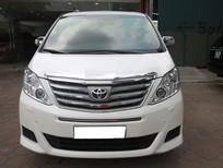 Cần bán lại xe Toyota Alphard năm sản xuất 2014, màu trắng, xe nhập