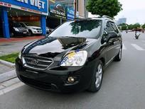 Bán ô tô Kia Carens 2.0 EX sản xuất năm 2009, màu đen số sàn