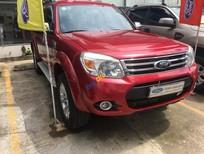 Bán Ford Everest 2.5 L sản xuất 2014, màu đỏ