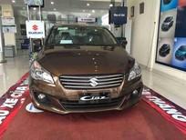 Cần bán xe Suzuki Ciaz 2018, màu nâu, nhập khẩu nguyên chiếc, giá tốt