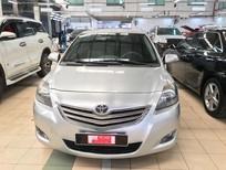 Cần bán Toyota Vios 2012, màu bạc, số sàn