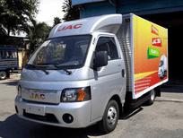 Bán xe tải trả góp Jac X150, 1500kg thùng kín khuyến mãi nhiều ưu đãi