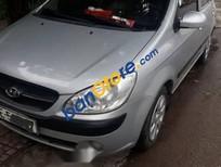 Bán ô tô Hyundai Getz năm 2009, màu bạc, giá tốt