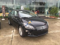 Bán Suzuki Ciaz 2018, màu đen, nhập khẩu Thái Lan