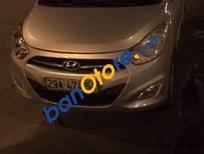 Cần bán Hyundai i10 năm sản xuất 2011, màu bạc, xe nhập, 225tr