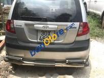 Cần bán xe Hyundai Getz năm 2010, màu bạc, giá chỉ 170 triệu
