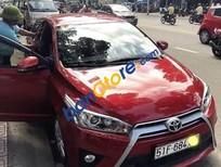 Cần bán gấp Toyota Yaris 1.3G AT sản xuất năm 2016, màu đỏ, nhập khẩu Thái chính chủ, giá tốt