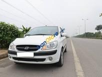 Cần bán lại xe Hyundai Getz 1.4AT sản xuất 2011, màu trắng, nhập khẩu, giá chỉ 237 triệu